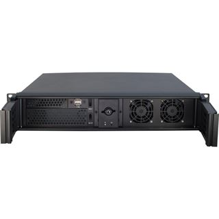 Inter-Tech Case IPC Server 2U-2098-SK
