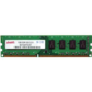 1GB takeMS BD1024TEC501A DDR-333 DIMM CL2.5 Single