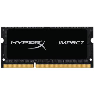 4GB HyperX Impact DDR3L-1866 SO-DIMM CL11 Single