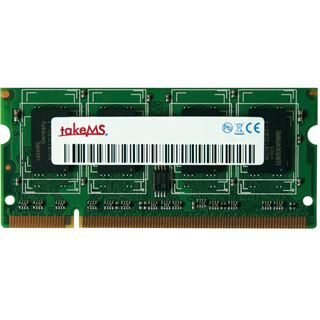 2GB takeMS TMS2GS364D081-139KE DDR3-1333 SO-DIMM CL9 Single