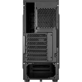 Corsair Carbide SPEC-01 LED blau mit Sichtfenster Midi Tower ohne