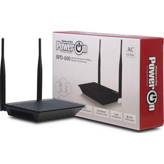 """Inter-Tech """"PowerOn"""" Router RPD-600"""