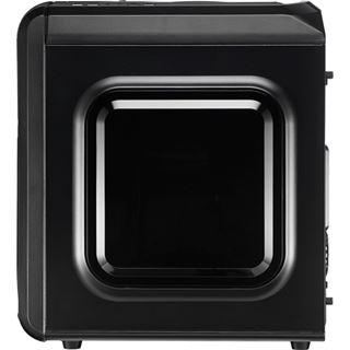 AeroCool GT-RS Midi Tower ohne Netzteil schwarz