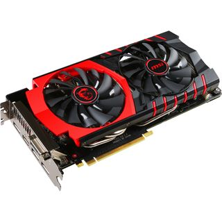 6GB MSI GeForce GTX 980 Ti Gaming 6G Aktiv PCIe 3.0 x16
