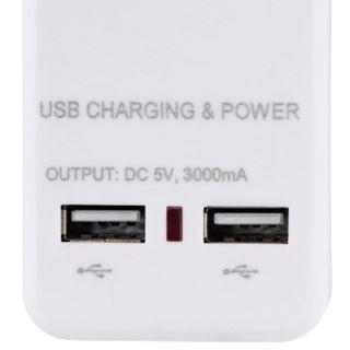 Hama USB-Steckdosenadapter 3.0A
