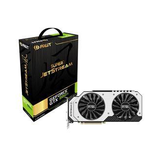 6GB Palit GeForce GTX 980 Ti Super Jetstream Aktiv PCIe 3.0 x16