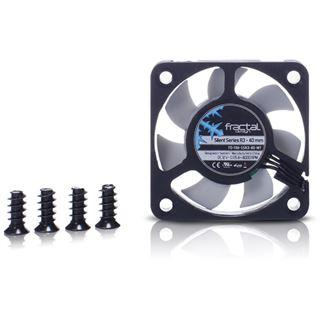 Fractal Design Silent R3 40x40x10mm 4000 U/min 20 dB(A) grau