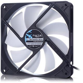 Fractal Design Silent Series 120x120x25mm 1200 U/min 20.5 dB(A)
