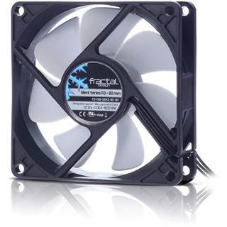 Fractal Design Silent R3 80x80x25mm 1600 U/min 18.1 dB(A)