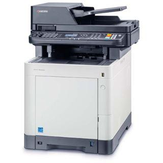 Kyocera Ecosys M6530cdn Farblaser Drucken/Scannen/Kopieren/Faxen
