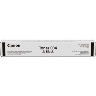 Canon Toner 034 schwarz