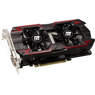 4GB PowerColor Radeon R9 380 PCS+ Aktiv PCIe 3.0 x16 (Retail)