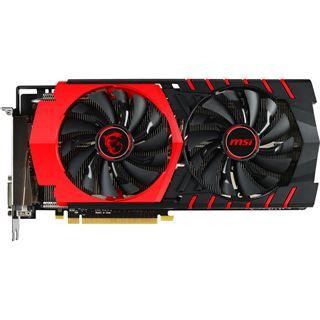 8GB MSI Radeon R9 390 Gaming 8G Aktiv PCIe 3.0 x16