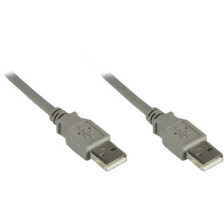 1.50m Good Connections USB2.0 Anschlusskabel USB A Stecker auf USB A
