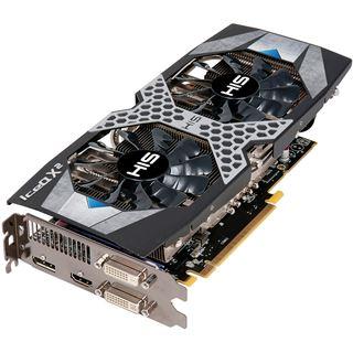2GB HIS Radeon R7 370 IceQ X2 OC Aktiv PCIe 3.0 x16 (Retail)