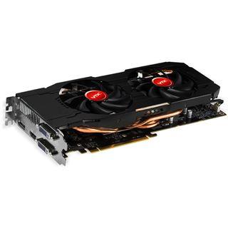 8GB VTX3D Radeon R9 390 Dual Fan Aktiv PCIe 3.0 x16 (Retail)