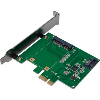 LogiLink PC0077 2 Port PCIe x1 retail