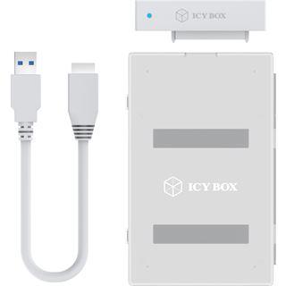 """ICY BOX IB-AC603-U31 2.5"""" (6,35cm) USB 3.1 weiss"""