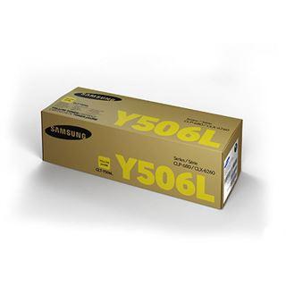 Samsung CLTY506L Tonerpatrone 3500 Seiten, für CLP-680DW,