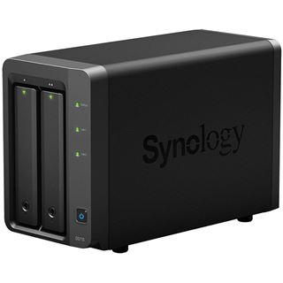 Synology DiskStation DS715 ohne Festplatten