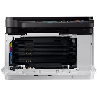 Samsung Xpress C480W Farblaser Drucken / Scannen / Kopieren LAN / USB