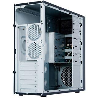Chieftec Mesh CQ-01B Midi Tower ohne Netzteil schwarz