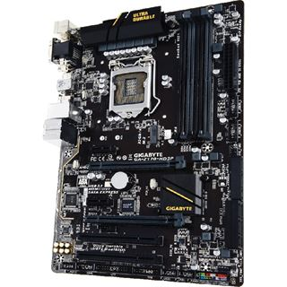 Gigabyte GA-Z170-HD3P Intel Z170 So.1151 Dual Channel DDR4 ATX Retail