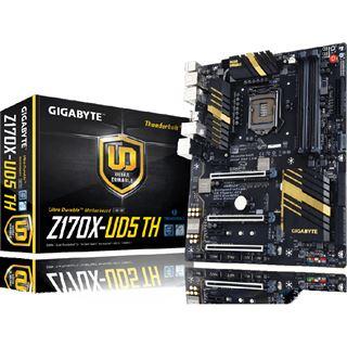 Gigabyte GA-Z170X-UD5 TH Intel Z170 So.1151 Dual Channel DDR4 ATX