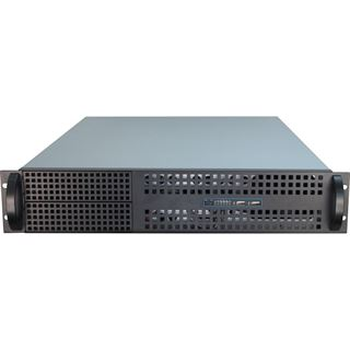 Inter-Tech IPC Server Case 2U-2129-N