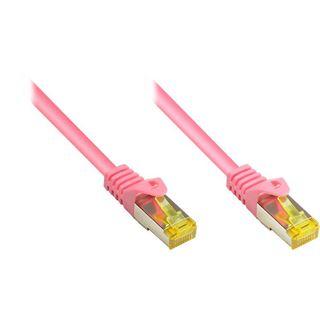 (€0,75*/1m) 40.00m Good Connections Cat. 7 Rohkabel Patchkabel