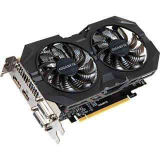 2GB Gigabyte GeForce GTX 950 Windforce Aktiv PCIe 3.0 x16 (Retail)