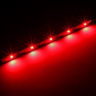 Xigmatek Xi-Ray LED-Band 2x 15cm rot