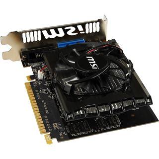 2GB MSI GeForce GT 730 Aktiv PCIe 2.0 x16 (Retail)