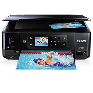 Epson Expression Home XP-630 schwarz Tinte Drucken / Scannen /