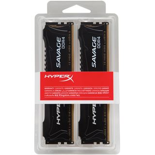 16GB Kingston HyperX Savage DDR4-2666 DIMM CL13 Dual Kit