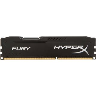 4GB HyperX FURY schwarz DDR3L-1866 DIMM CL11 Single