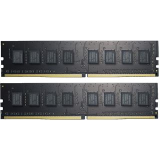 16GB G.Skill Value DDR4-2400 DIMM CL15 Dual Kit