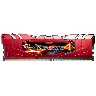 8GB G.Skill RipJaws 4 rot DDR4-3000 DIMM CL15 Dual Kit