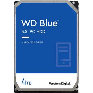 """4000GB WD Blue WD40EZRZ 64MB 3.5"""" (8.9cm) SATA 6Gb/s"""