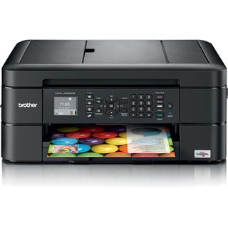 Brother MFC-J480DWG1 Tinte Drucken / Scannen / Kopieren / Faxen USB