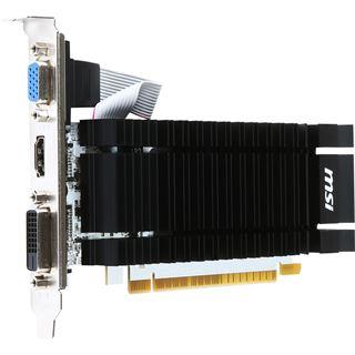 2GB MSI GeForce GT 730 Passiv PCIe 2.0 x16 (Retail)