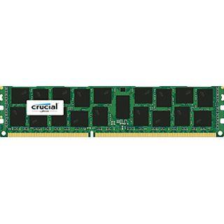 16GB Crucial CT16G3ERSDD4186D DDR3L-1866 reg ECC DIMM CL13 Single