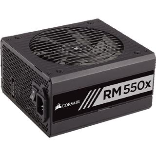 550 Watt Corsair RMx Series RM550x Modular 80+ Gold