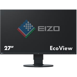 "27"" (68,58cm) Eizo FlexScan EV2750-BK schwarz 2560x1440"