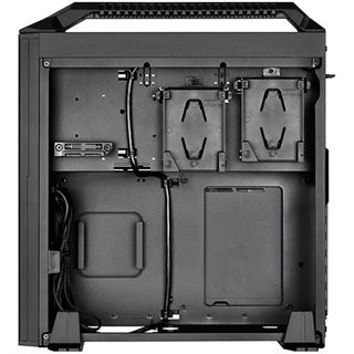 Silverstone Milo ML08 Mini-ITX ohne Netzteil schwarz