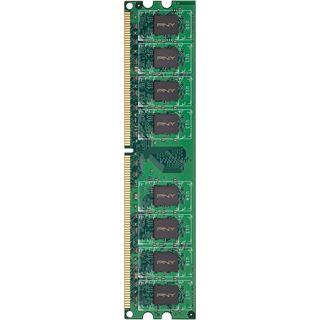 2GB PNY DDR2-800 DIMM CL6 Single
