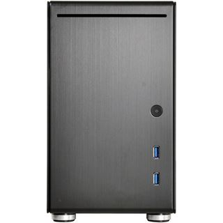 Lian Li PC-Q21B Mini-ITX ohne Netzteil schwarz