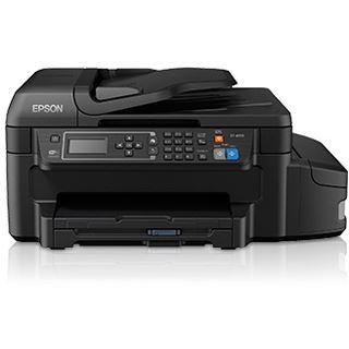 Epson EcoTank ET-4550 Tinte Drucken / Scannen / Kopieren / Faxen