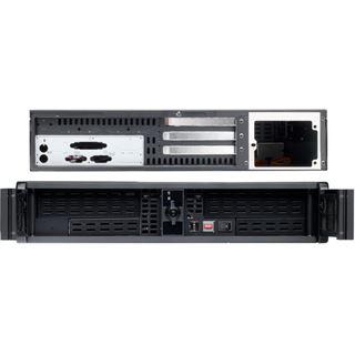 Fantec TCG-2811X43W-1 400W 2HE