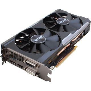 4GB Sapphire Radeon R9 380 Nitro inkl. Backplate Aktiv PCIe 3.0 x16